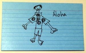 Hero card (Aloha)